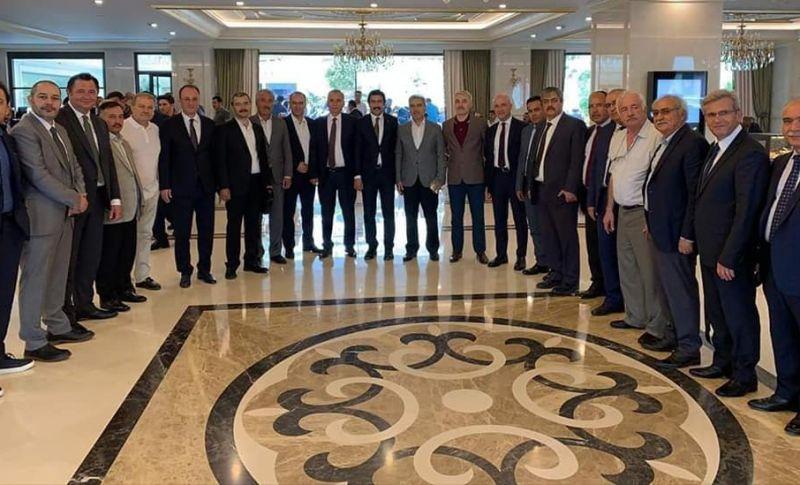 DENİZLİLİ BAŞKANLARDAN İSTANBUL'A ÇIKARMA